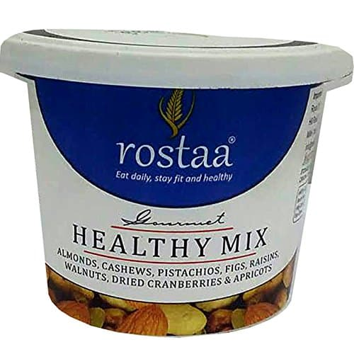 Rostaa Healthy Mix Dry Fruits & Berries 125g