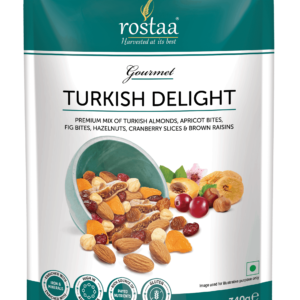 Shop Rostaa - Turkish Delight - Dry Fruits & Berries - 340g Online