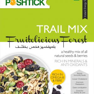 Shop Poshtick - Nature's Candy Fruitolicious Forest Trail Mix - 250g Online