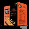 Buy Mojo Bar - Orange Dark Chocolate + Vitamin C - Energy Bar - ( Pack of 15) - 480g Online