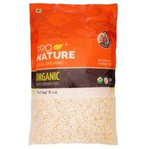 Shop Pro Nature - Puffed Rice - 200g (100% Organic) Online
