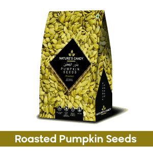 Buy Poshtick - Nature's Candy Pumpkin Seeds - 250g (Non GMO) Online