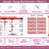Buy Mojo Bar - Choco Almond + Protein Energy Bar (Pack of 6) - 210g (Gluten Free) Online