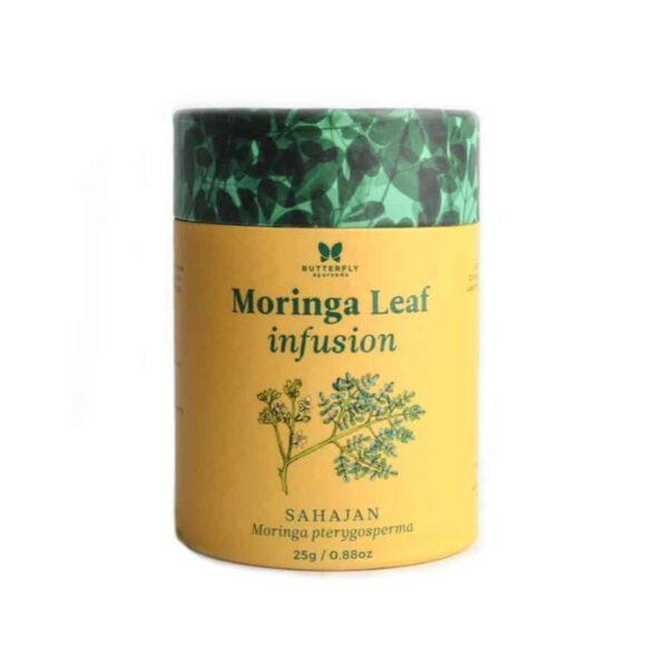 butterfly-ayurveda-moringa-leaves-tea-25g
