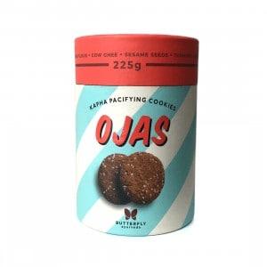 Buy Butterfly Ayurveda - Ojas Cookies - 225g Online