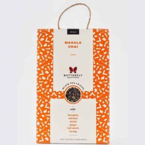 Buy Butterfly Ayurveda - Masala Chai (Banaphsa + Black Tea) - 100g Online