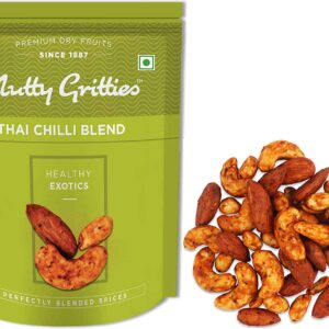 Shop Nutty Gritties - Thai Chilli Blend of Nuts - 200g (100% Natural) Online