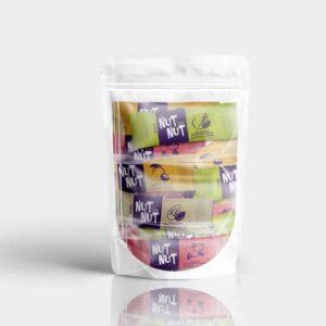 Shop Zealeo - NutNut Assorted 16pc mini bars (16 x 17g) Online