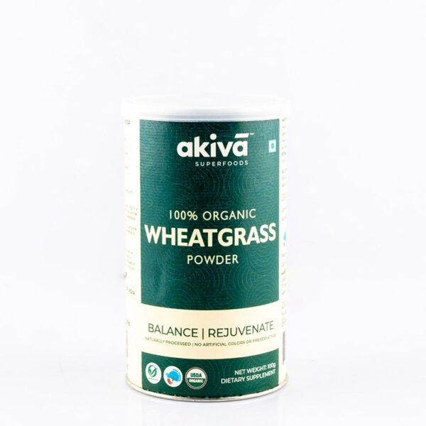 akiva-wheatgrass-powder-100g