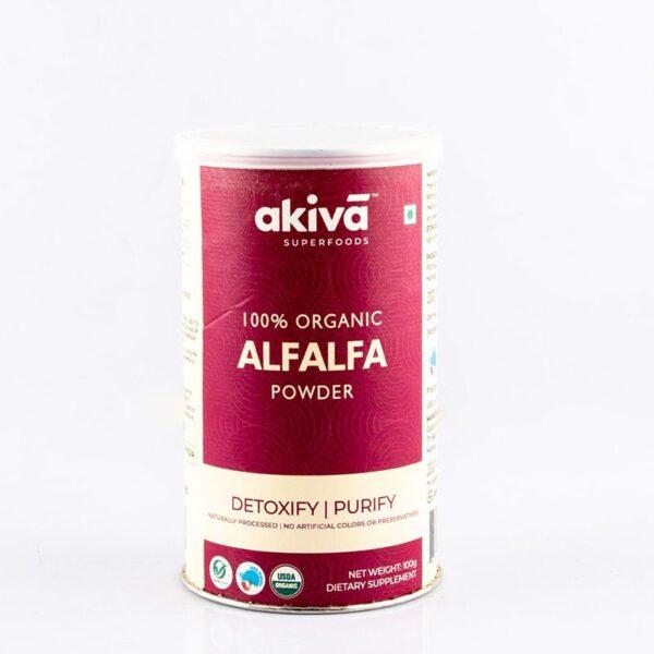 akiva-alfalfa-powder-100g