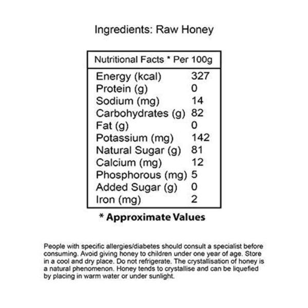 Buy Akiva - Wild Berry Honey - 500g Online
