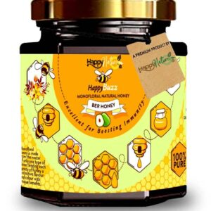 Shop Happy Nature - 100% Pure Happy Buzz Ber Honey - 325g Online