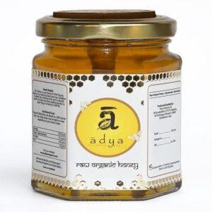 Shop Adya Organics - Multi Flora Honey - 500g Online