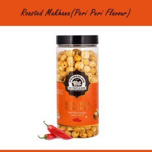 Shop Wonderland Foods - Peri Peri Roasted Makhana - 100g Online