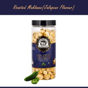 Shop Wonderland Foods - Jalapeno Roasted Makhana - 100g Online