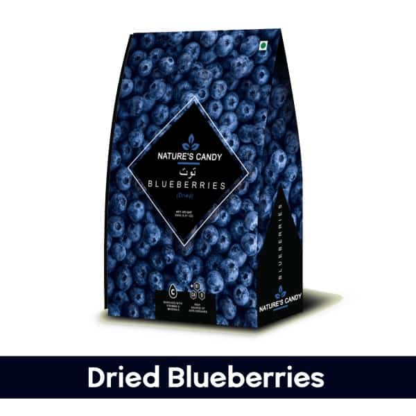 Dried Berries for weight loss
