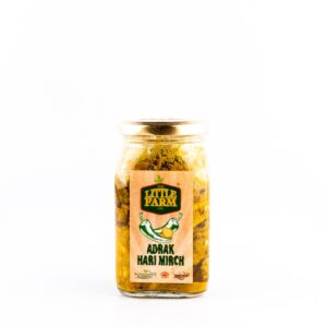 the-little-farm-co-adrak-hari-mirch-pickle-400g