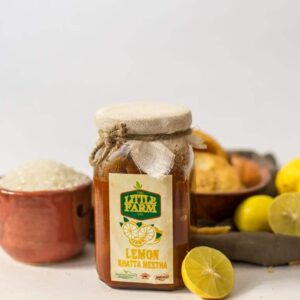 Shop The Little Farm Co - Lemon Khatta Meetha Pickle - 400g Online