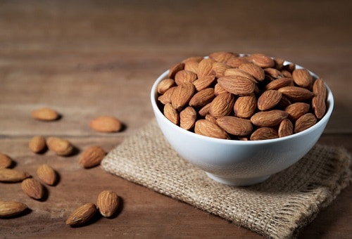 almonds-office-snack