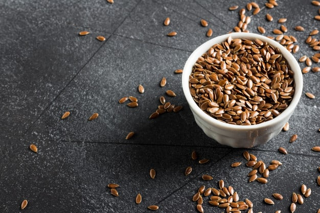 Healthy Flax Seeds