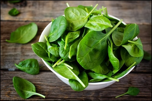 spinach-immunity-booster-food