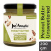 jus amazin all natural peanut butter