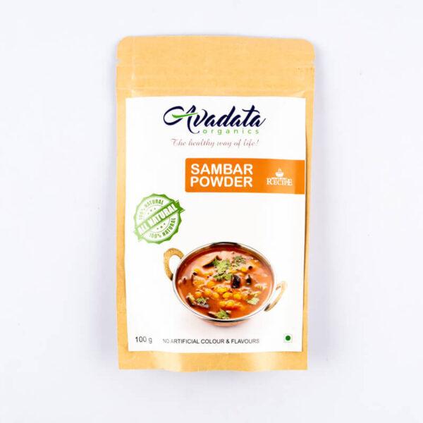 avadata-organics-sambar-powder-100g