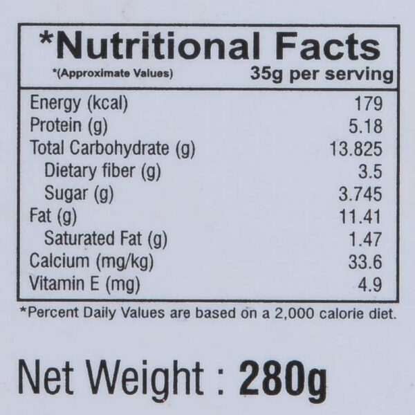 Buy Enrich - Nuttylicious Energy Bar - 280g (100% Natural | Gluten Free) Online