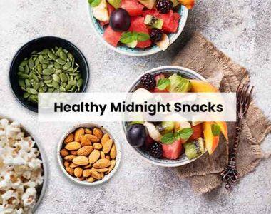 healthy midnight snacks