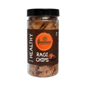 Buy Graminway - Healthy Ragi Chips - 100g Online