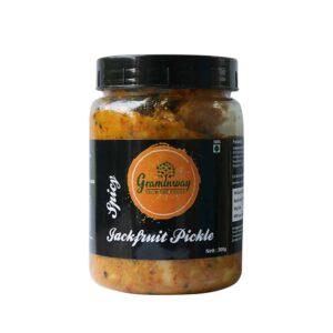 Shop Graminway - Spicy Jackfruit Pickle - 200g Online