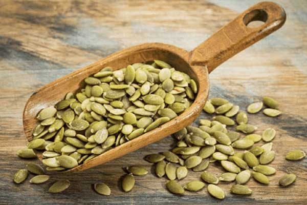 Pumpkin Seeds healthy night snacks