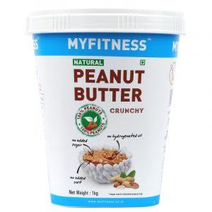 myfitness-natural-crunchy-peanut-butter-1kg