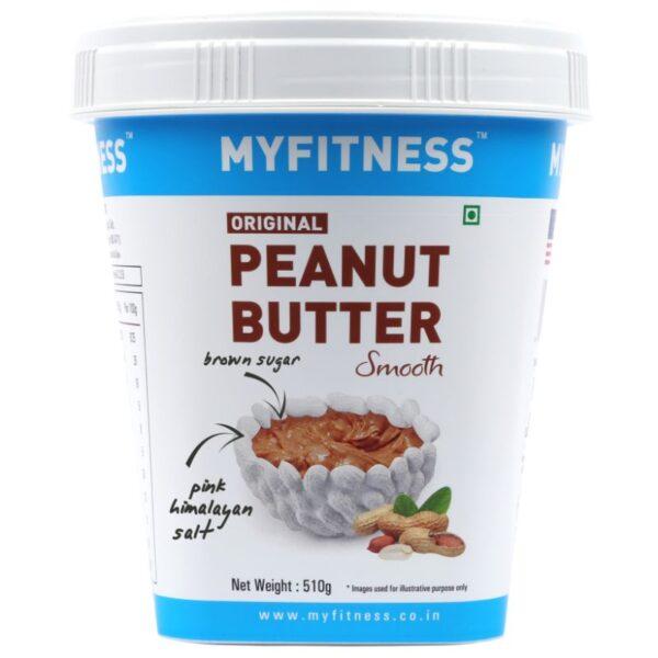 myfitness-original-smooth-peanut-butter-510g