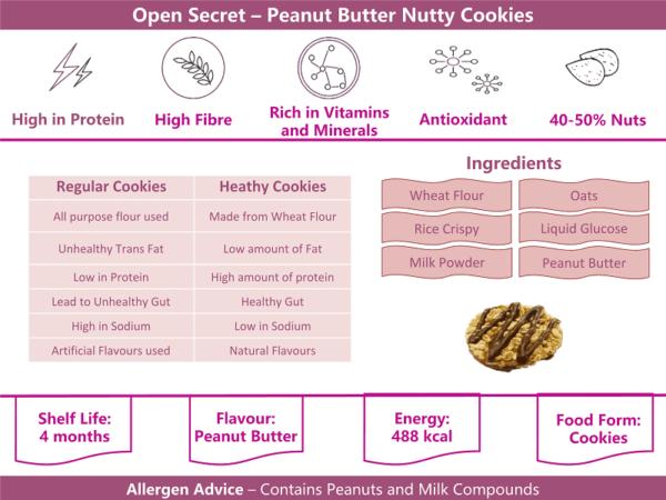 open secret peanut butter info