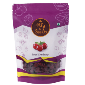 Shop Nut n Seeds - Gluten Free Cranberry Dried Berries Pack of 3 - (150g x 3) Online