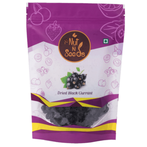 Nut n Seeds Dried Black Currant pack of 3