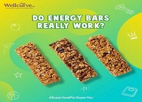 Do Energy Bars Really Work ?