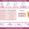 Buy Snackwise - Vacuum Fried Ripe Banana Fruit Chips - 40g (Gluten Free) Online