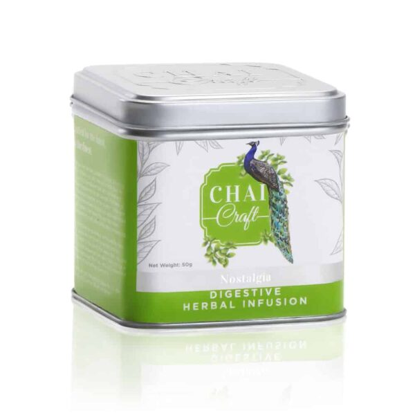 Buy Chai Craft - Digestive Herbal Infusion Tea - 50g Online