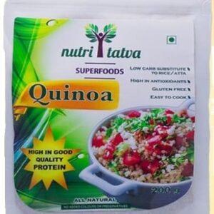 Shop Nutritatva - Gluten Free Quinoa Seeds - 200g Online