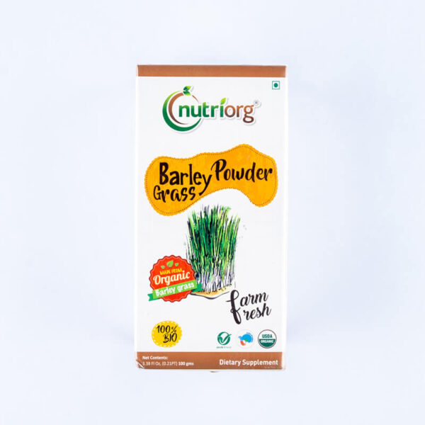nutriorg-barley-powder-100g