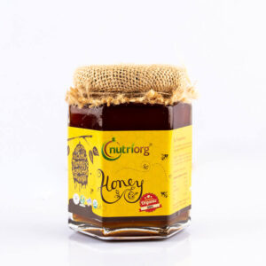 nutriorg-honey-250g