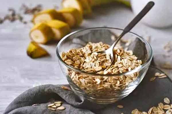 Oats Healthy Snack