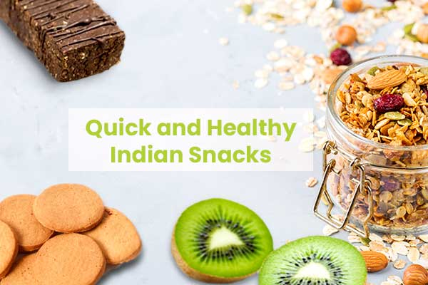 Healthy Indian Snacks