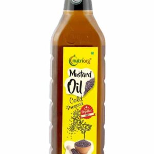 Nutriorg Mustard Oil 500ml