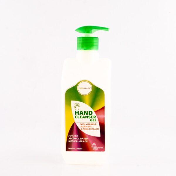 greenbrrew-hand-cleanser-gel-aloe-vera-neem-extracts-500ml