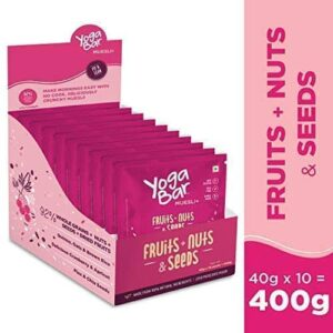 Yoga Bar Fruits & Nuts + Seeds Muesli