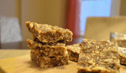 Dry Fruit & Jaggery Protein Bars for Kids