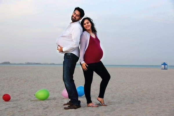 Ritu-Chauhan-first-pregnancy